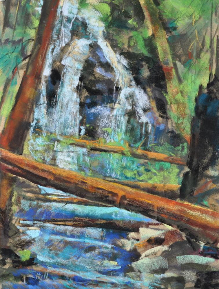 Cascade Falls Grotto