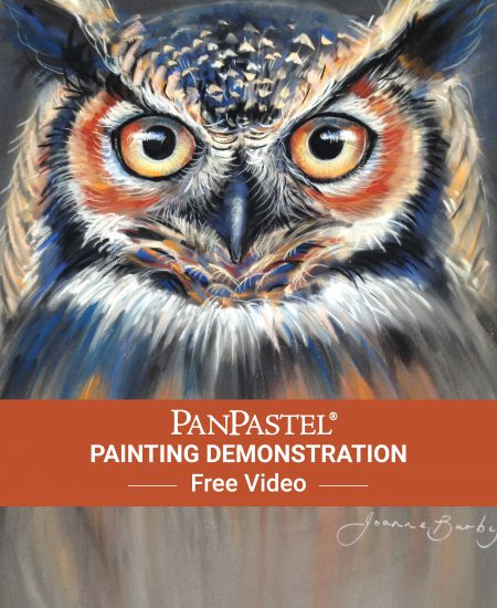 Owl Painting Demo Free Video