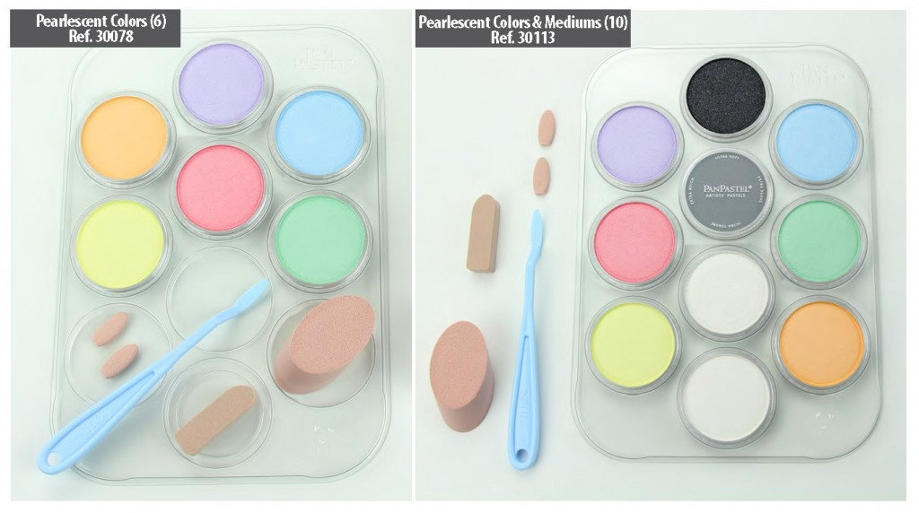 Pearlescent Colors Kits