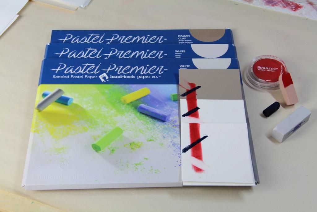 Pastel Premier Paper Tests