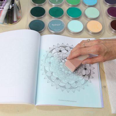 Coloring Gradation 1