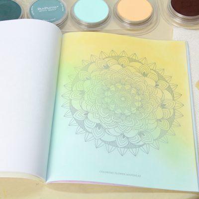 Coloring Gradation 3