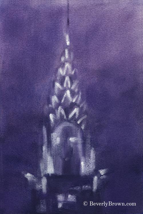 chrysler-building-violet-sky-beverly-brown