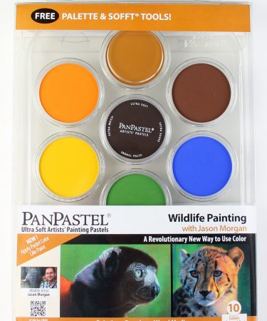 PanPastel Kit 30082 Wildlife Painting - Jason Morgan