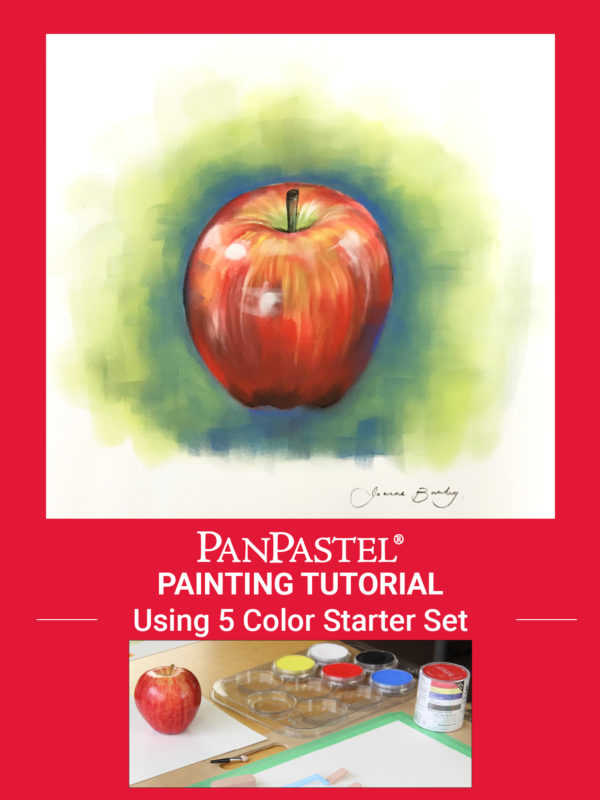 Apple Painting Demo Free Video