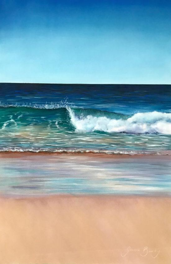 Joanne Barby Seascape 2017
