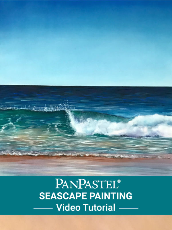 Seascape Painting Ad For Blog