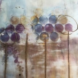 Encaustic - How to Rescue a Painting