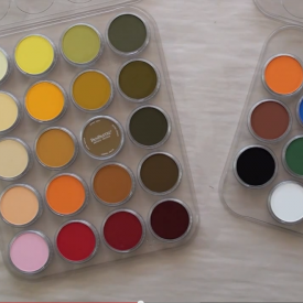 Introduction to PanPastel Palette Trays