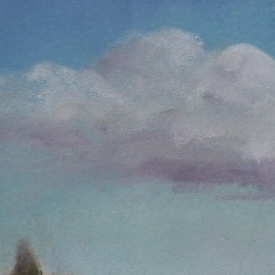 Adding Clouds to Landscape