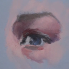Portrait Painting Techniques - The Eye