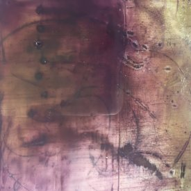 Encaustic – Growing Depth of Color