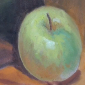 Still Life Techniques – Apple